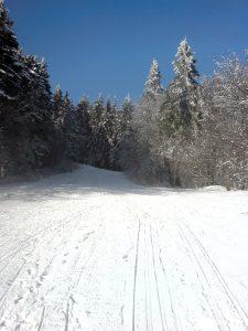 Winterlandschaft Herchenhain