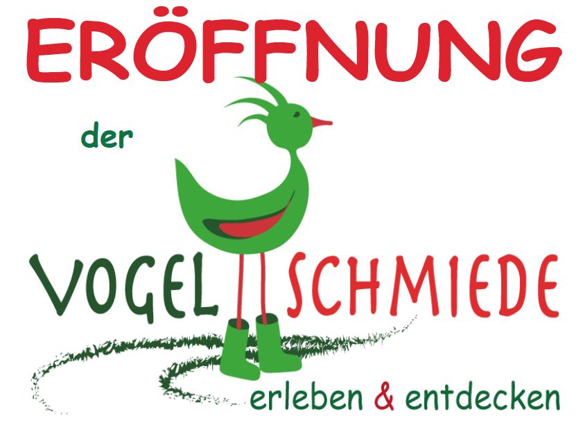 Eröffnung Vogelschmiede Jausenstube auf der Herchenhainer Höhe in Grebenhain