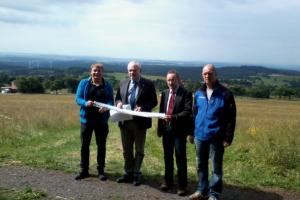 Gier kennt keine Grenzen - Windkraftanlagen im Vogelsberg