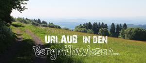 Urlaub auf der Bergmähwiese in Herchenhain