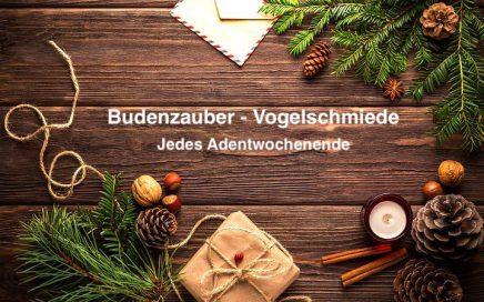 christmas Budenzauber Adventmarkt Vogelschmiede
