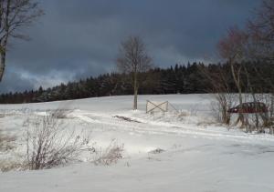 Winterwunderland vogelschmiede Vogelsberg Herchenhain
